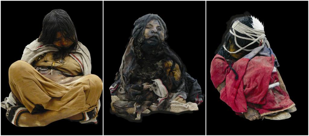 Polêmica Sobre a Causa de Morte das Múmias de Salta Entre140