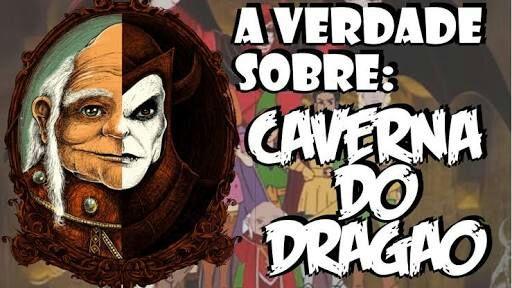 O Verdadeiro Final de Caverna do Dragão - Creepypasta Entre_10