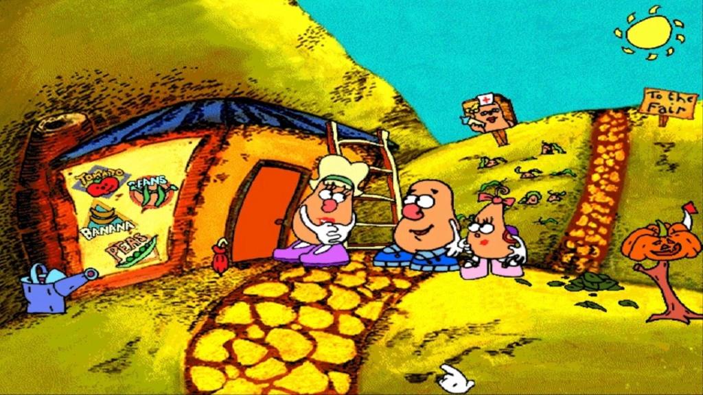 Mr. Potato Head Saves Veggie Valley - Creepypasta Entre_12