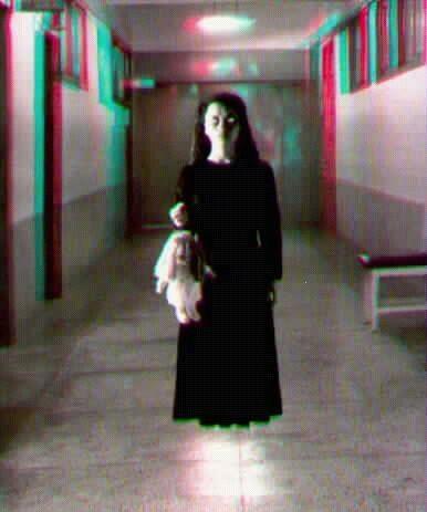 Fantasma da Menina - Creepypasta Entre_30