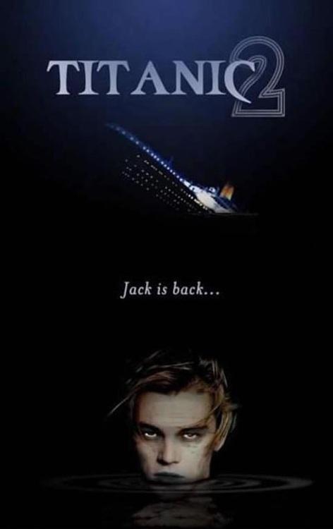 Titanic 2 O Retorno De Jack - A Continuação - Trailer Oficial Entre_76
