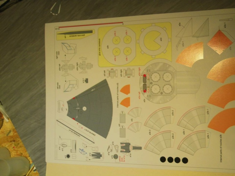Soyuz -FG geb. von Modellbauer 56691410