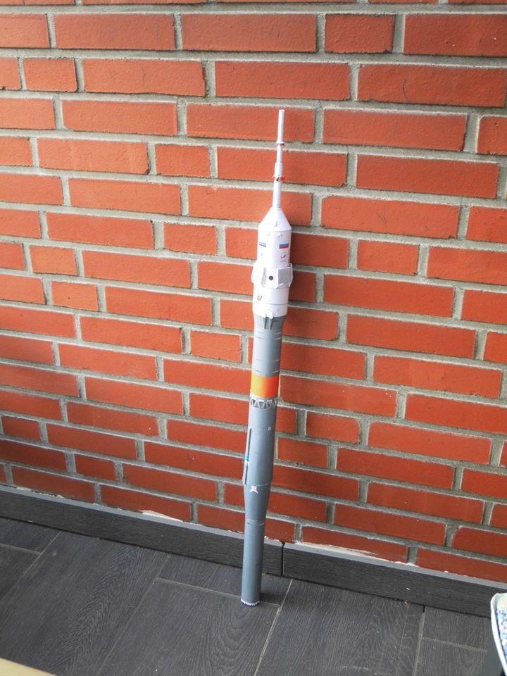 Soyuz -FG geb. von Modellbauer 58571010