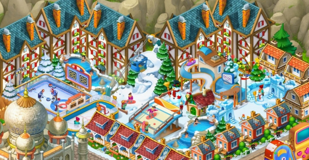 Christmas Decor  Screen47