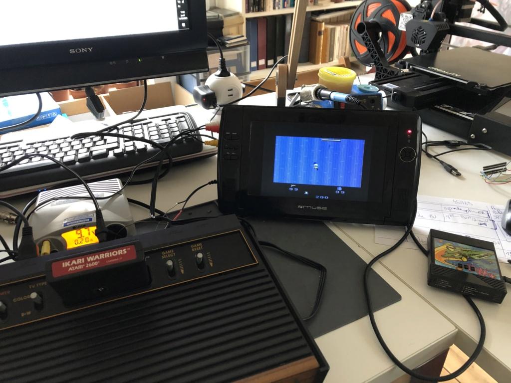 Intérêt module S-Video pour Atari VCS PAL/NTSC Img_1121