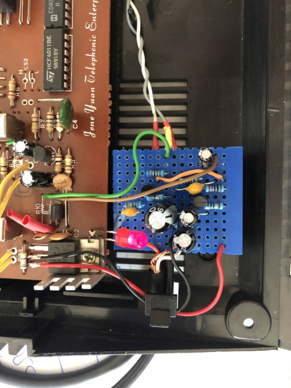Intérêt module S-Video pour Atari VCS PAL/NTSC Img_1212