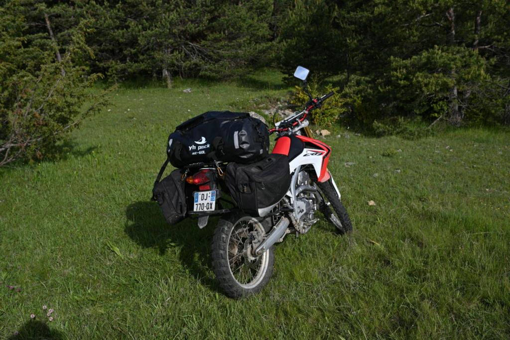 Honda Crf250l : porte-bagages et bagages   - Page 2 Dsc_7512