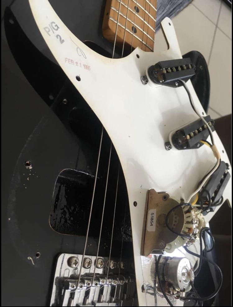 Fender Southern Cross - Entrevista com Carlos Assale Image011