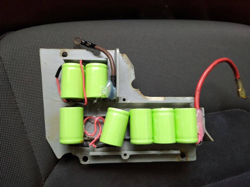 variant - Batería Derbi Variant botón rojo Img_2014