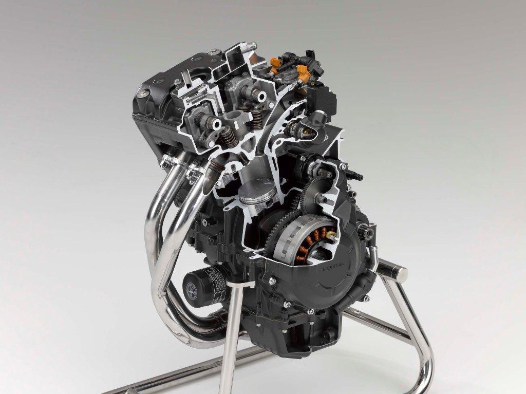 Radiador para aceite para CB500X 1ff4f310