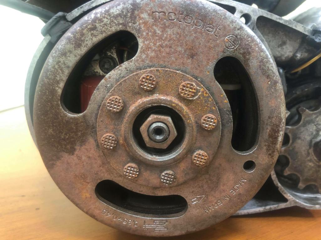 allumage motoplat flandria gigi carter anguleux moteur 0226 13694810