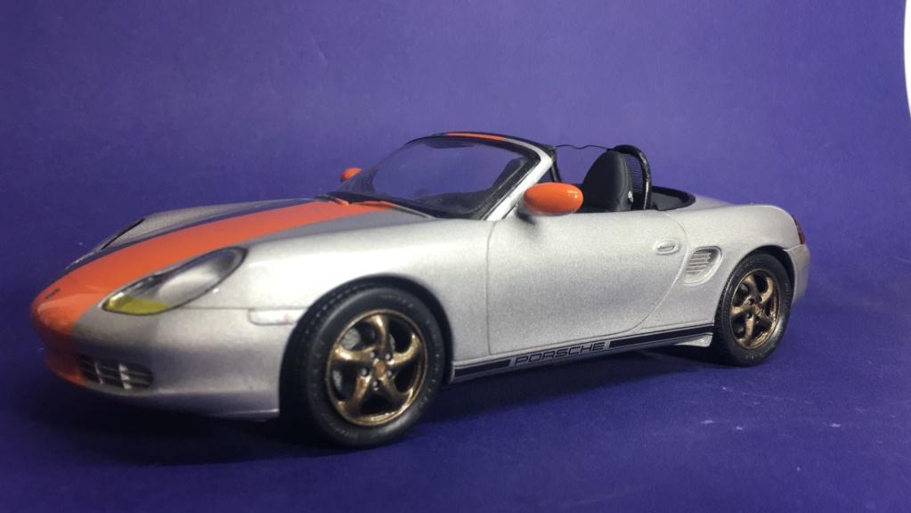 MT: Porsche Boxster - Revell 1/24 F3c76511