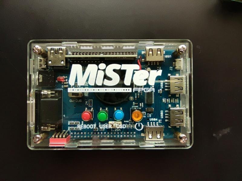 TOPIC dedié au MISTer ou autre fpga - Page 42 Mister13