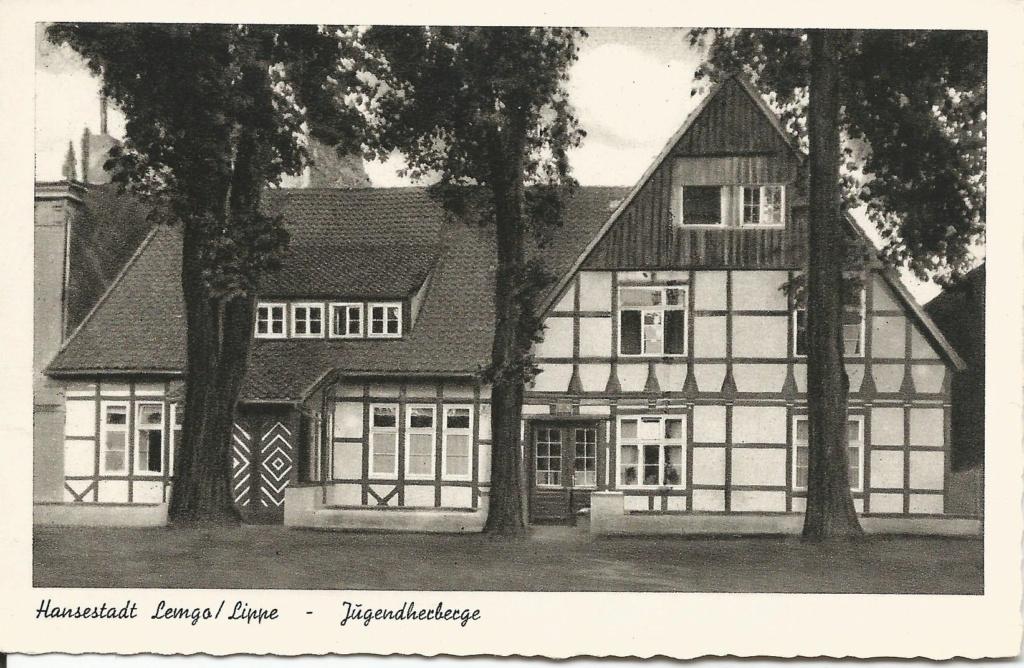 Ansichtskarten aus Lippe Detmold Jugend11