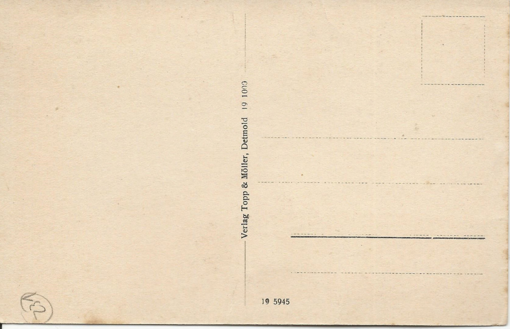 Ansichtskarten aus Lippe Detmold Kirche10