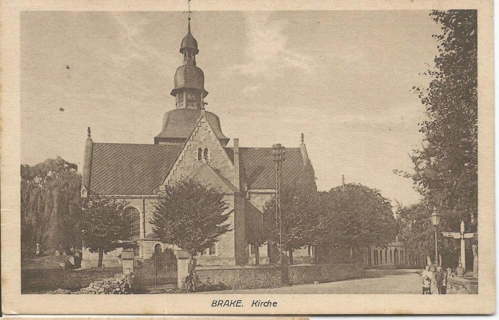 Ansichtskarten aus Lippe Detmold Kirche11