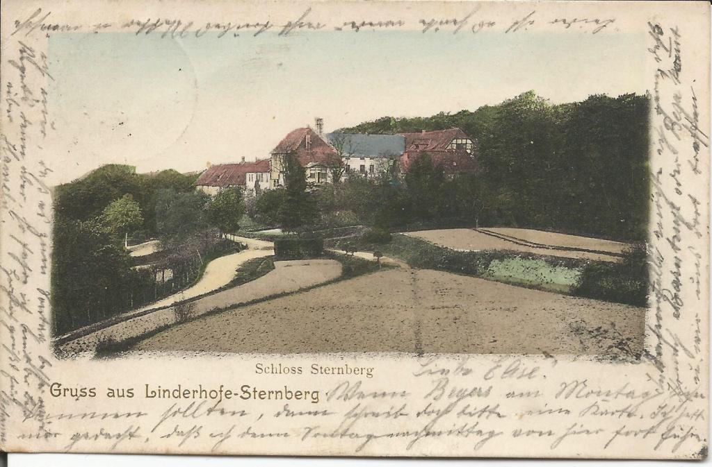 Ansichtskarten aus Lippe Detmold Linder11