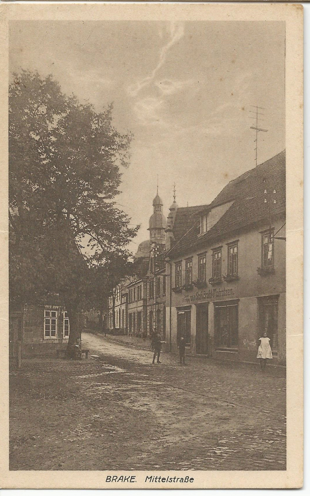 Ansichtskarten aus Lippe Detmold Mittel10