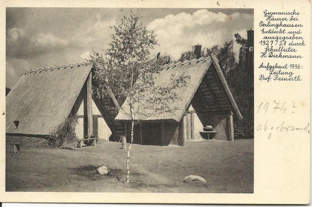 Ansichtskarten aus Lippe Detmold Oerlin11