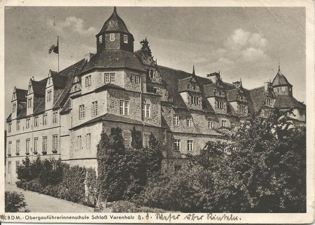 Ansichtskarten aus Lippe Detmold Varenh11