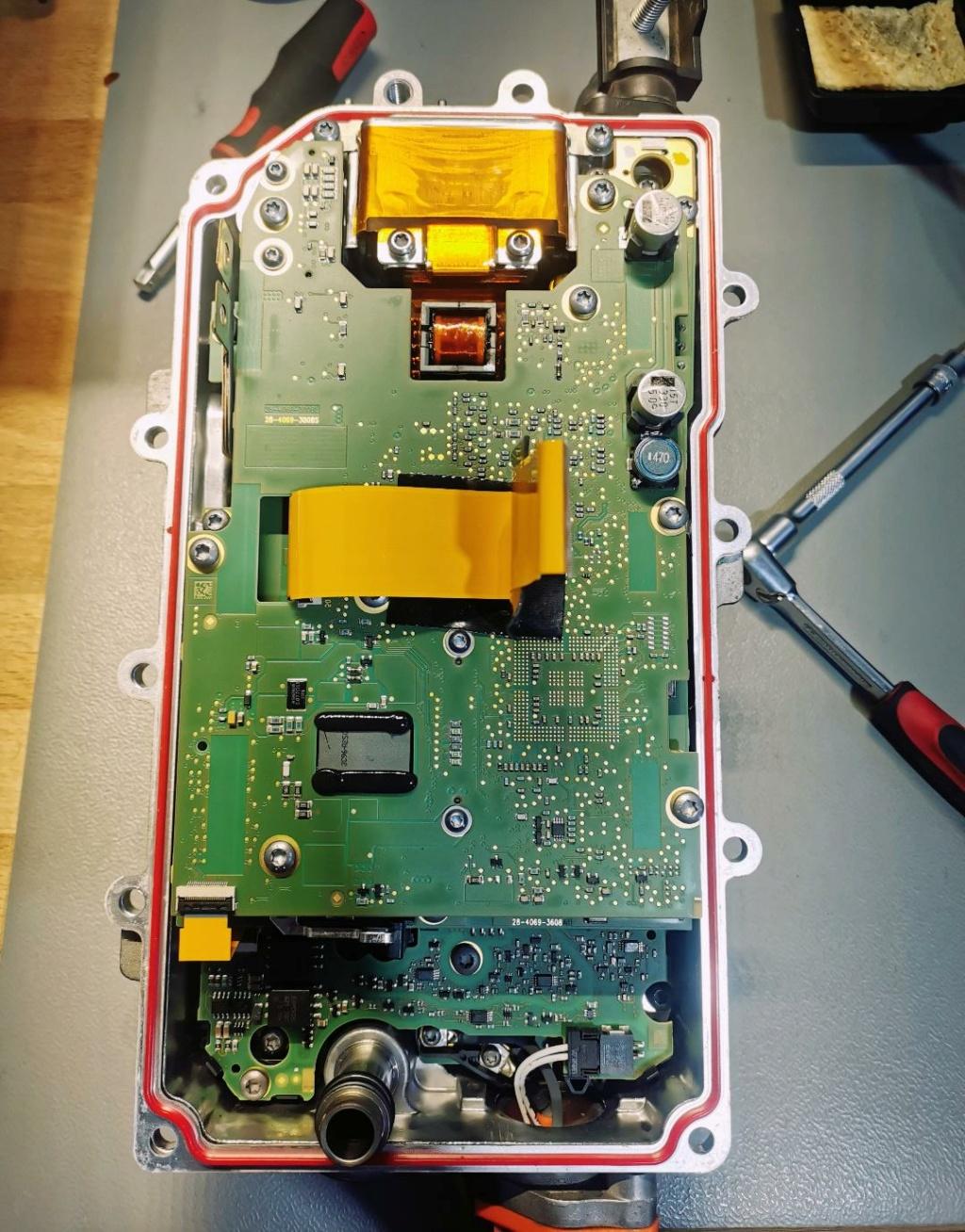 Encore une : problème moteur ou onduleur, modèle 2013 110
