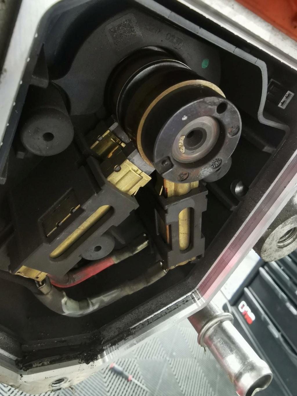 Encore une : problème moteur ou onduleur, modèle 2013 310