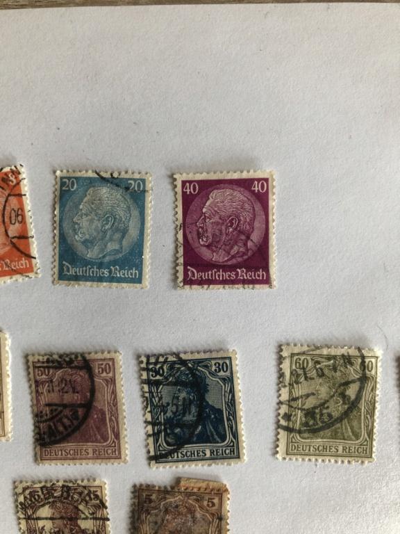 Alte Marken 1920er Jahre  D544ae10