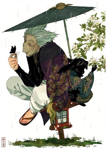 Indicações de Animes e Mangás [Ben Ikneg] Garou_20