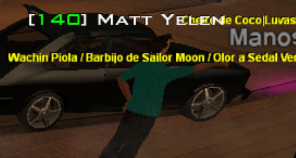 [Reporte] Max Quenton - DM CAR Mat10
