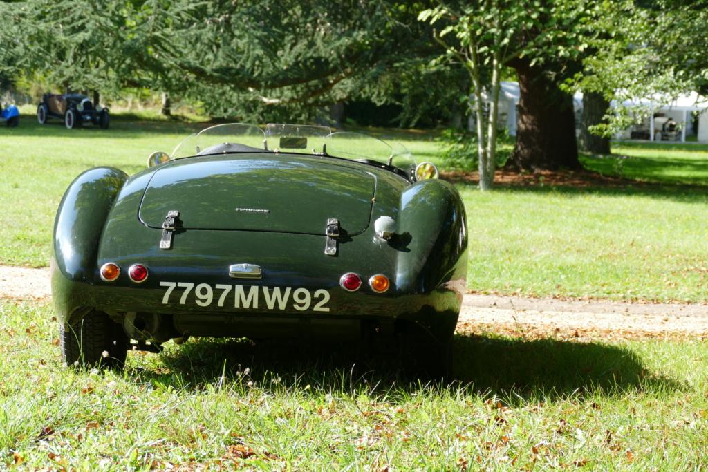 l'Art Automobile - château de Groussay - Montfort l'Amaury  P1030814