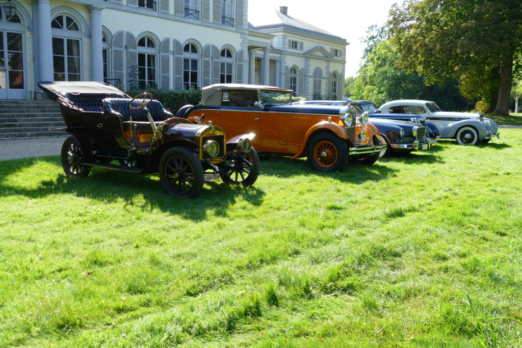 l'Art Automobile - château de Groussay - Montfort l'Amaury  P1030815