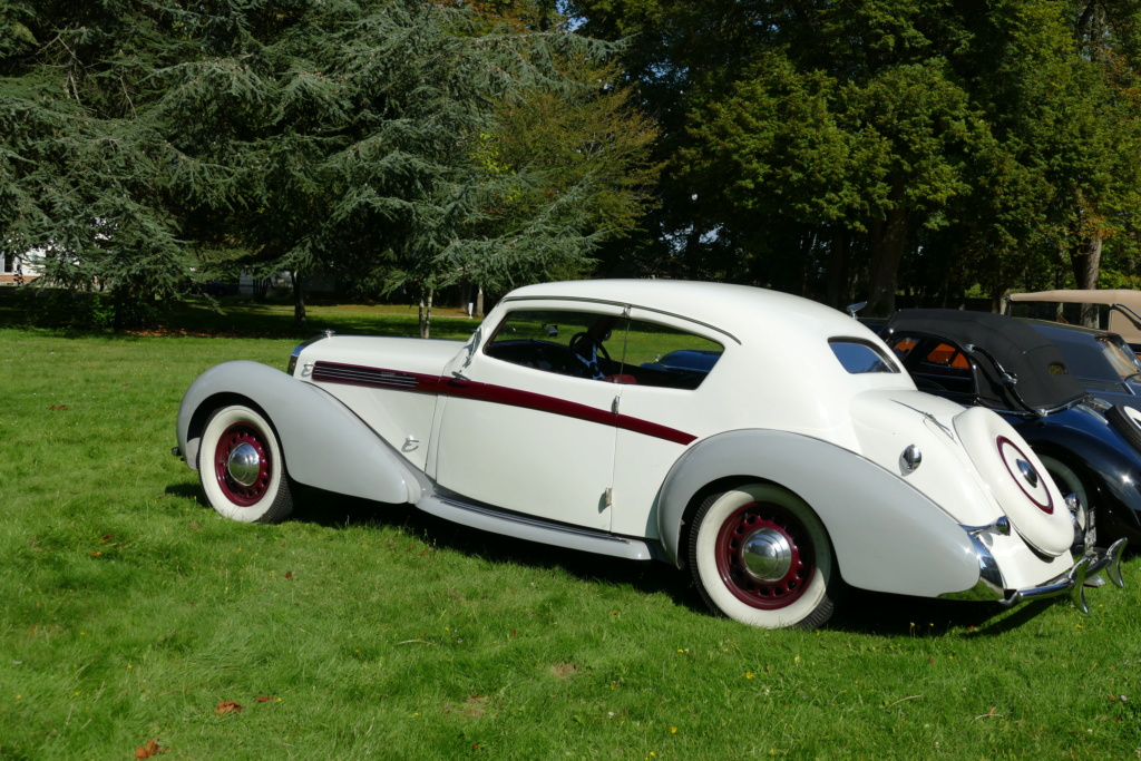 l'Art Automobile - château de Groussay - Montfort l'Amaury  P1030817