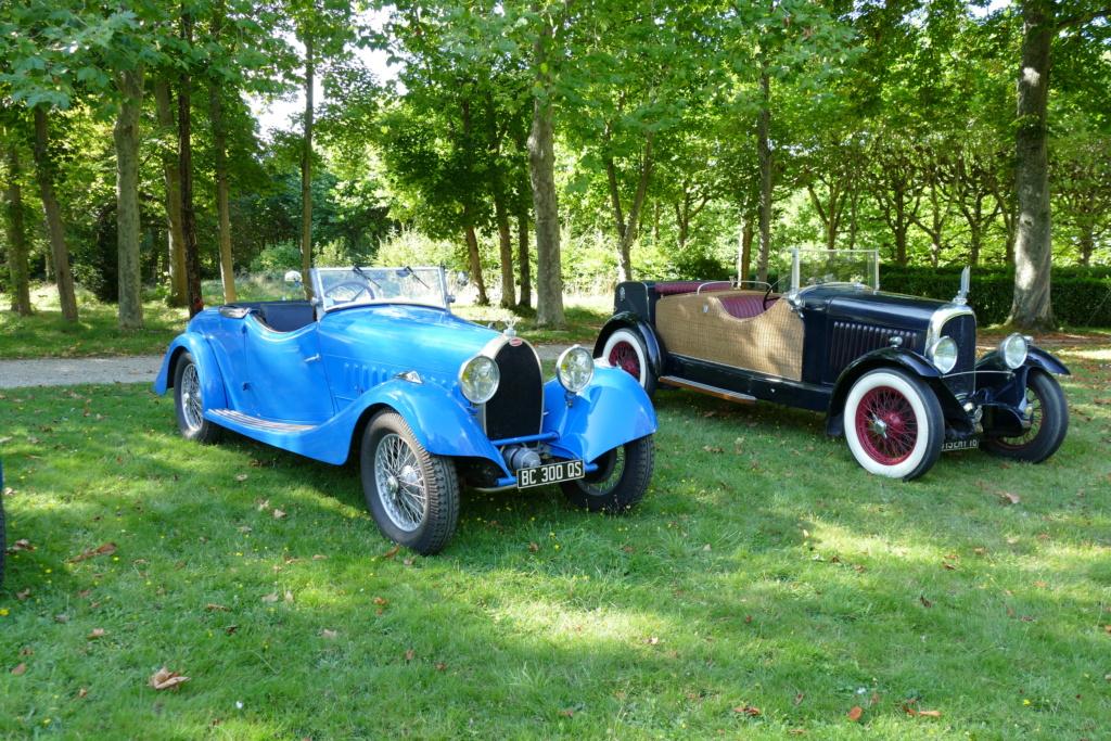 l'Art Automobile - château de Groussay - Montfort l'Amaury  P1030818