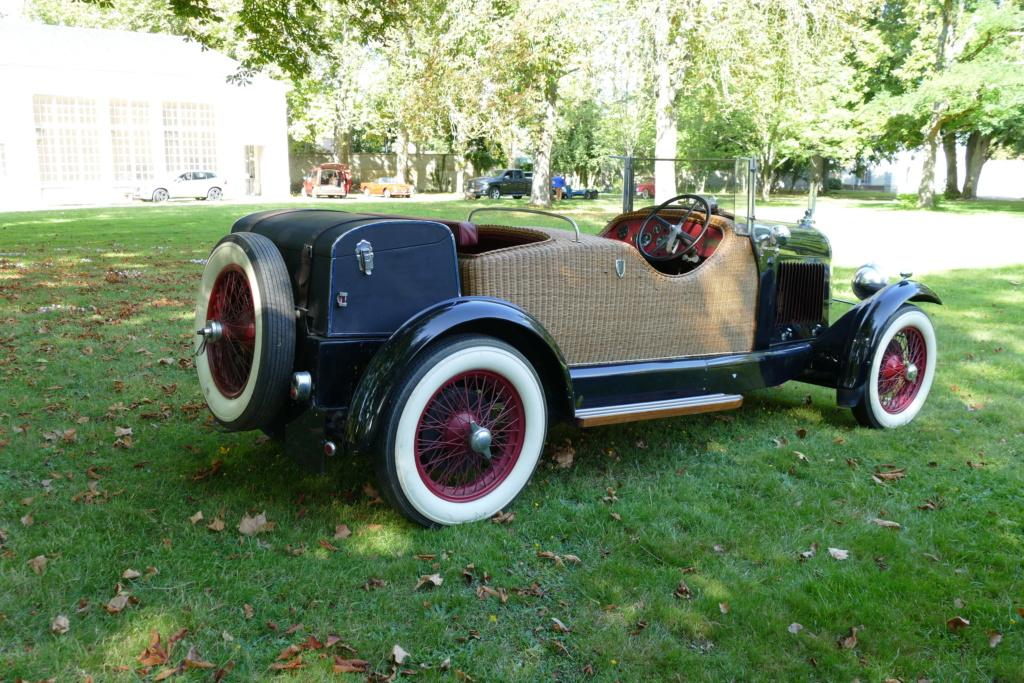 l'Art Automobile - château de Groussay - Montfort l'Amaury  P1030820
