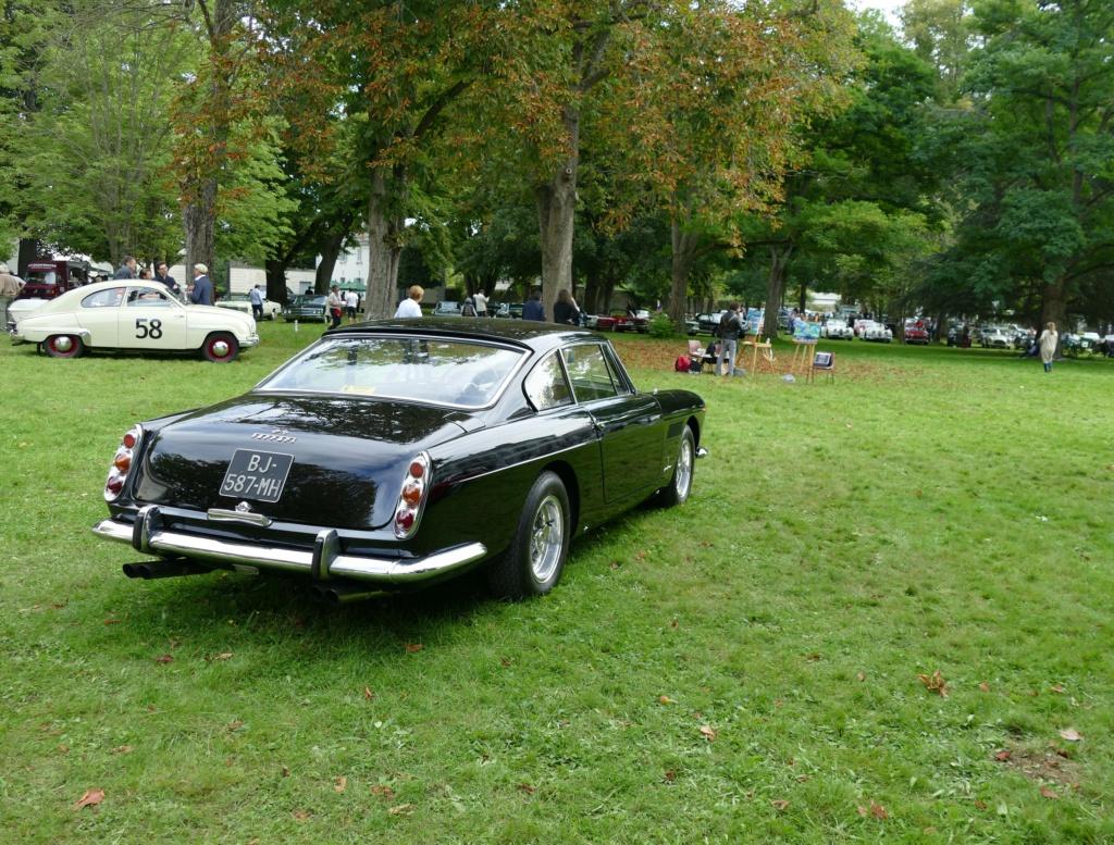 l'Art Automobile - château de Groussay - Montfort l'Amaury  P1040012