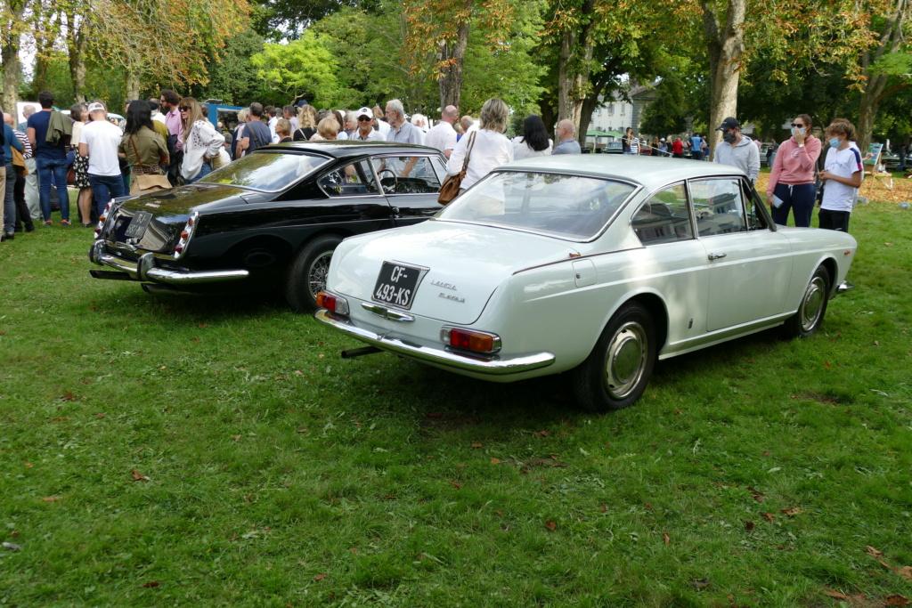 l'Art Automobile - château de Groussay - Montfort l'Amaury  P1040013