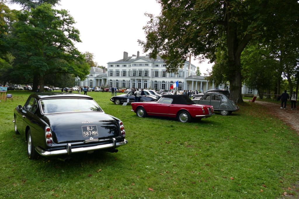 l'Art Automobile - château de Groussay - Montfort l'Amaury  P1040015