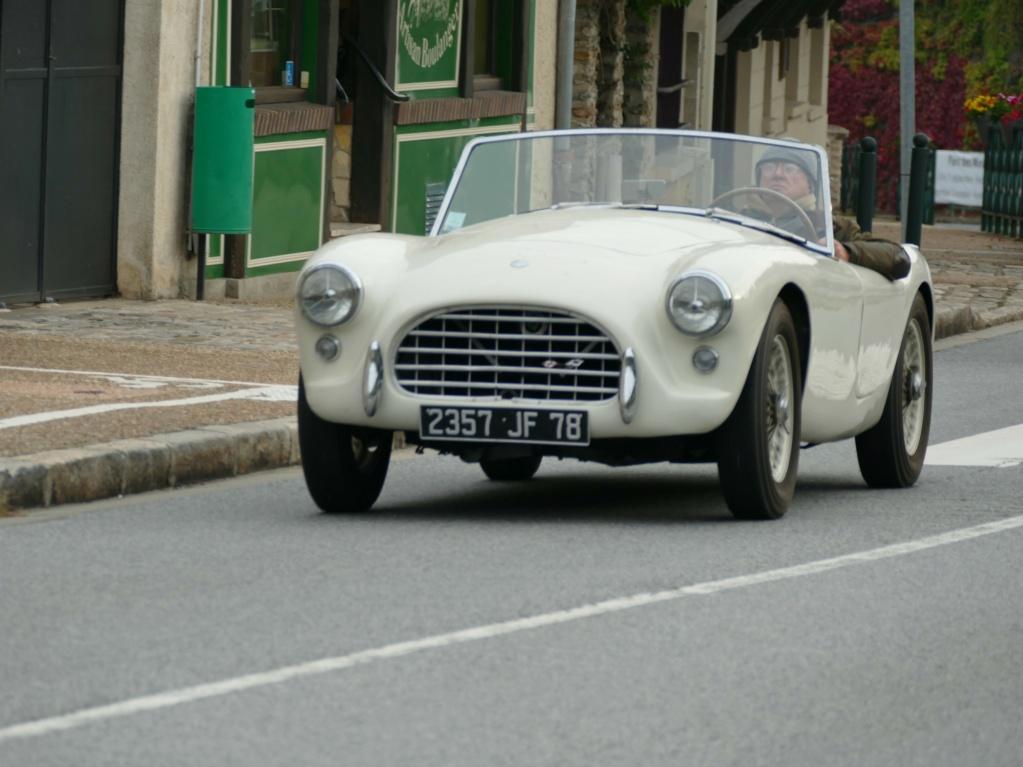 l'Art Automobile - château de Groussay - Montfort l'Amaury  P1040017