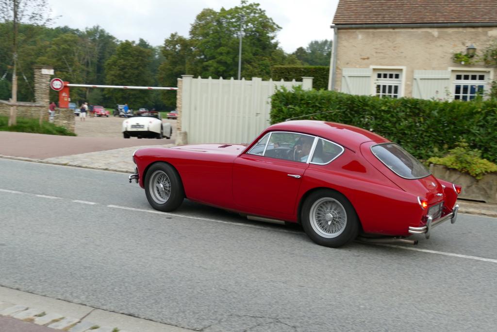 l'Art Automobile - château de Groussay - Montfort l'Amaury  P1040021