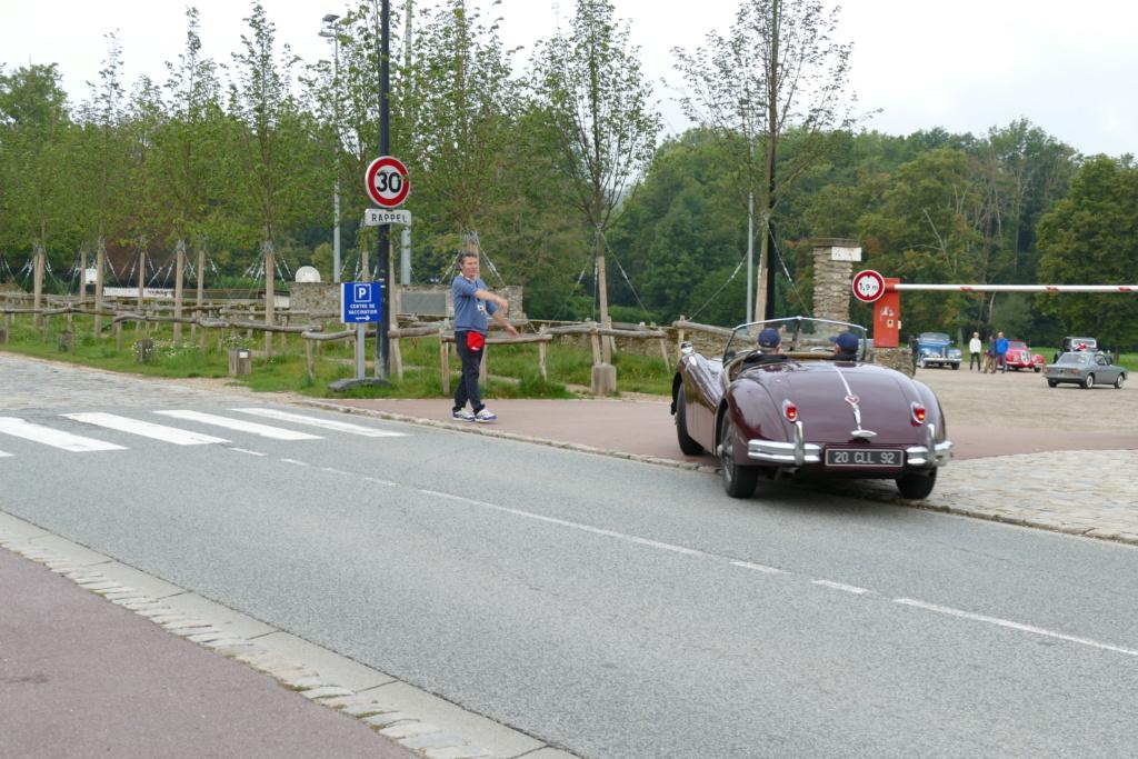 l'Art Automobile - château de Groussay - Montfort l'Amaury  P1040022