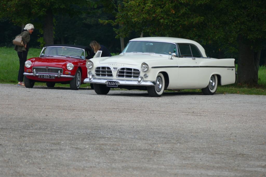l'Art Automobile - château de Groussay - Montfort l'Amaury  P1040025