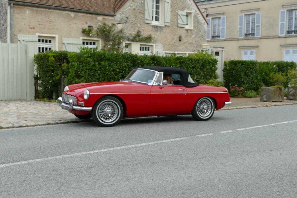 l'Art Automobile - château de Groussay - Montfort l'Amaury  P1040028