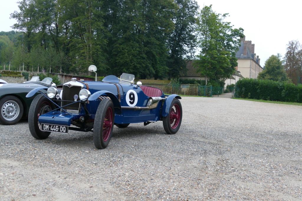 l'Art Automobile - château de Groussay - Montfort l'Amaury  P1040030