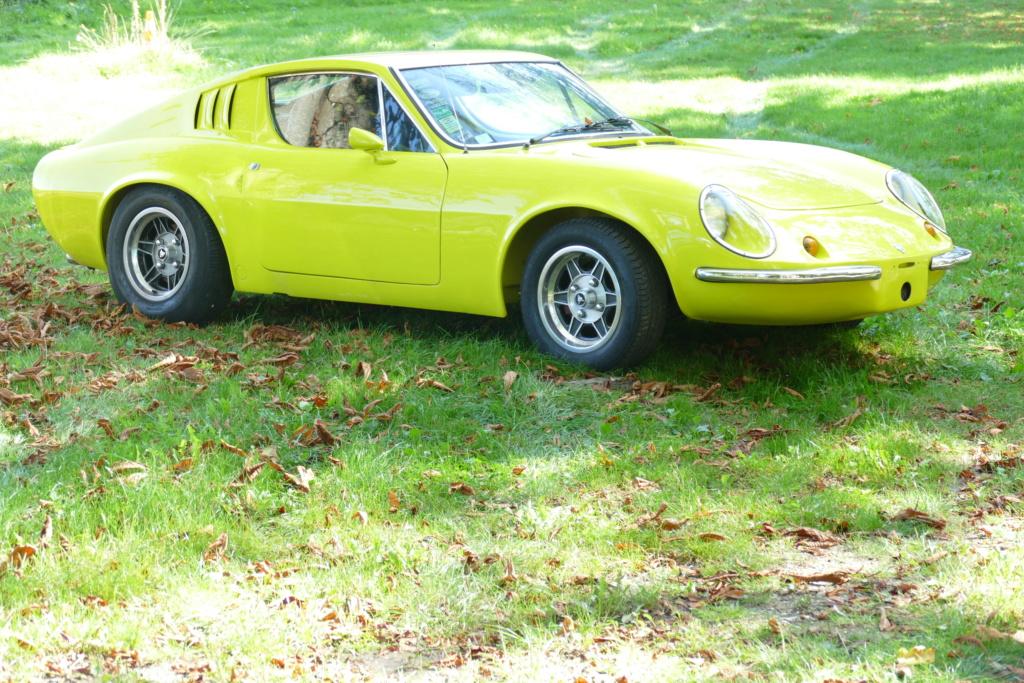 l'Art Automobile - château de Groussay - Montfort l'Amaury  P1040033