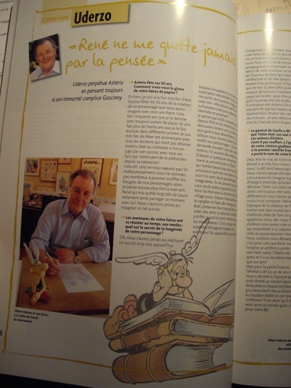 """hors série du journal """"L'Alsace Le Pays"""" sur les 25 ans du festival Bédéciné à Illzach Imgp1210"""
