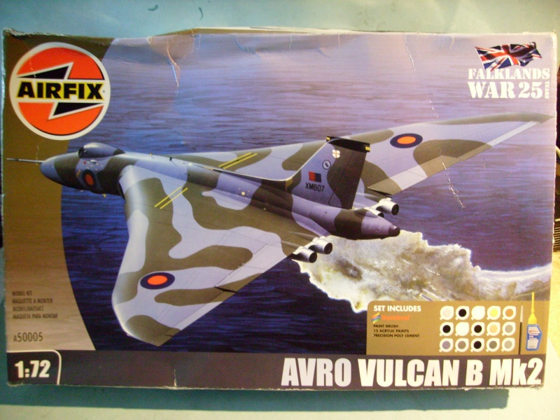 Comparatif REVELL / AIRFIX des  3 V ,HANDLEY PAGE VICTOR, AVRO VULCAN B Mk2, VICKERS VALIANT BK Mk 1 1/72ème S7307014