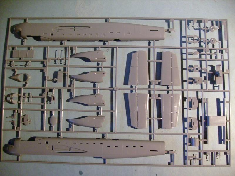 Comparatif AVRO LANCASTER B1 SPECIAL vs AVRO LANCASTER BIII DAM BUSTER 1/72èmeme S7307036