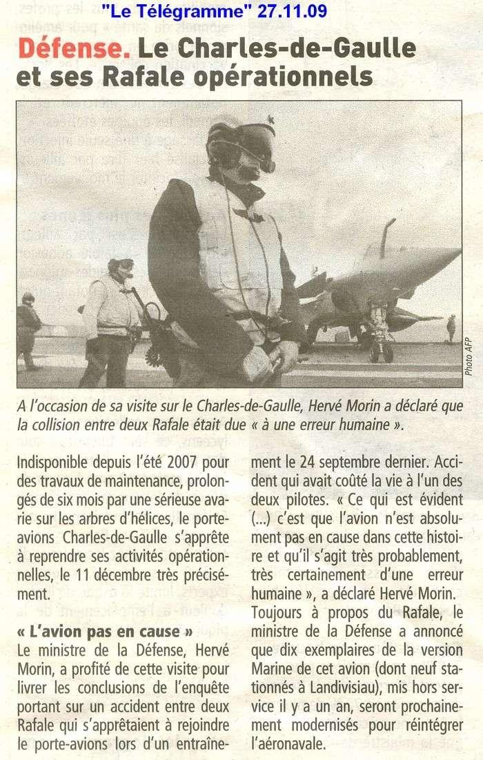 [ Porte-Avions Nucléaire ] Charles de Gaulle Tome 2 - Page 11 Cdg10