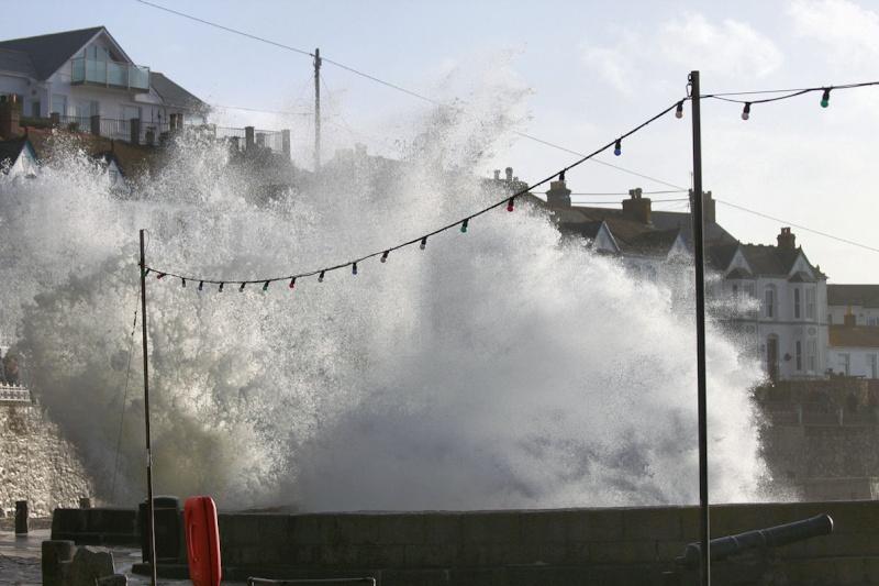 Tempête en Cornouailles anglaises (suite et fin) Porthl14