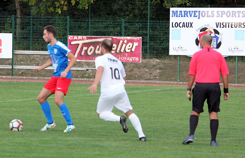 MARVEJOLS / St Georges-St Rome A0213